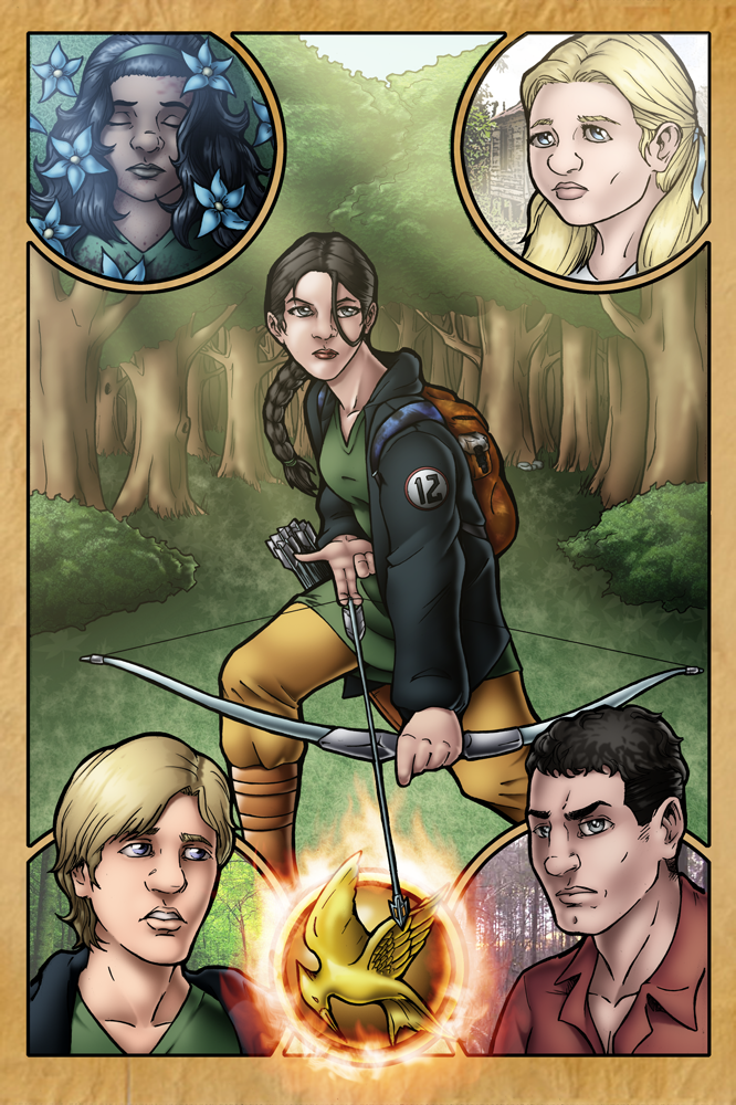 The Hunger Games by TravisTheGeek