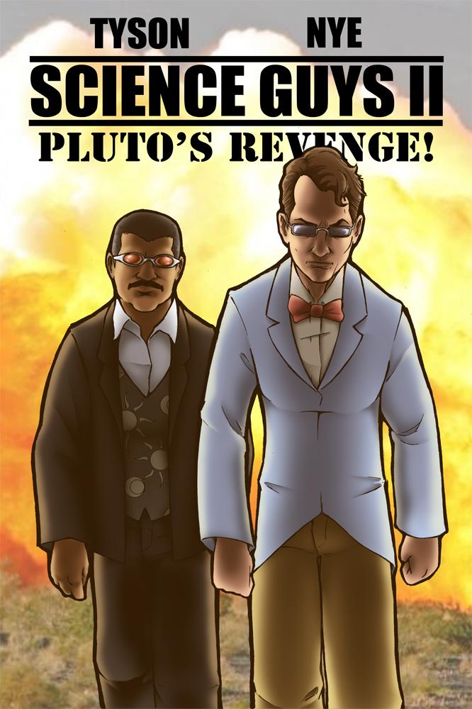Science Guys II by TravisTheGeek