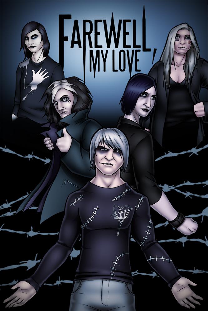 Farewell My Love by TravisTheGeek on DeviantArt