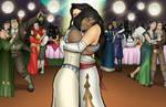 Korrasami Wedding