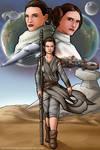 Star Wars: Generations (Redux)