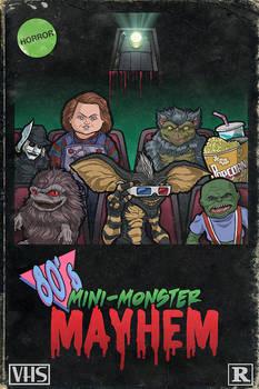 80's Mini-Monster Mayhem