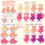 Plushpet Closed Species Ref [v1.2]