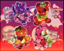 [plushpets] fall harvest [closed]