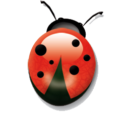 Ladybug icon by Noncsi28