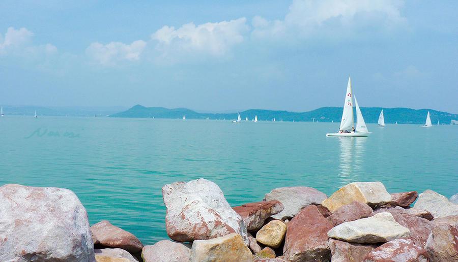 Lake Balaton feeling by Noncsi28