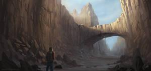 Desert Gorge