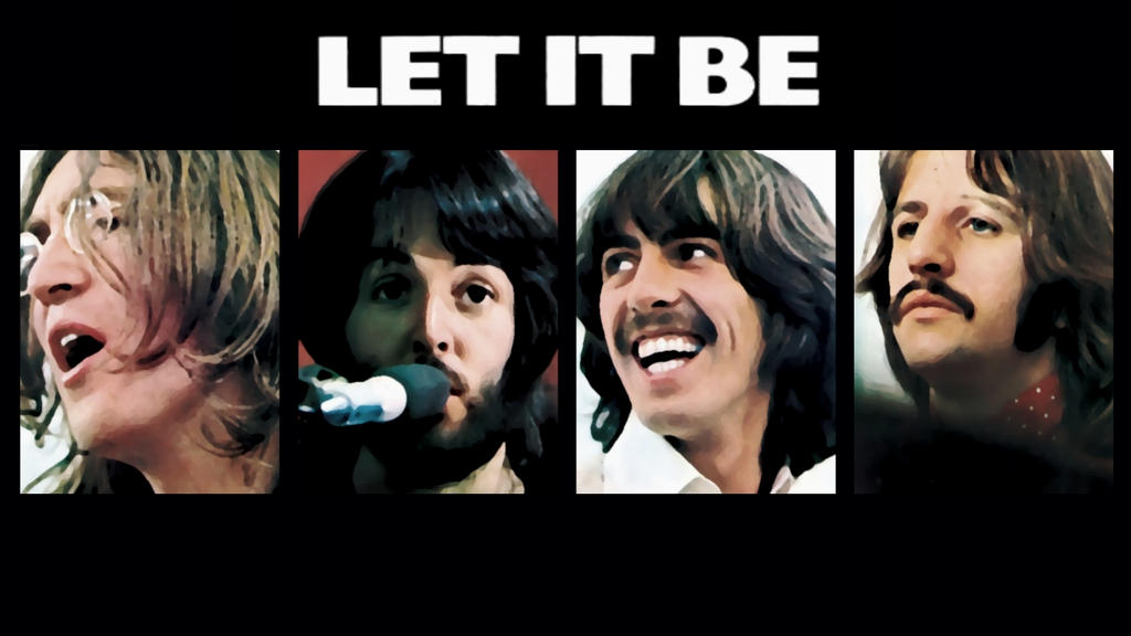 The Beatles By LegitTurtle