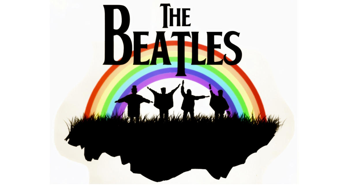 Beatles wallpaper by legitturtle on deviantart beatles wallpaper by legitturtle voltagebd Choice Image