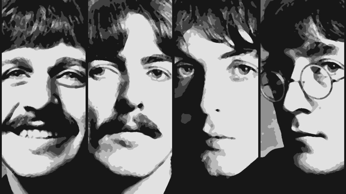 Beatles Wallpaper By LegitTurtle