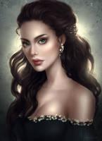 Lysandra by Alrooney