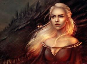 Daenerys Targaryen [Commission]