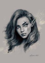 Sketchy Elf