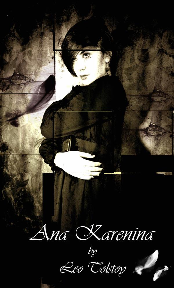 Anna Karenina Book Cover Art : Anna karenina by ananeamu on deviantart