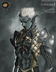 Lineage2 Fanart contest by P-Ach