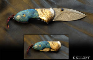 The Voyager by DetloffKnives