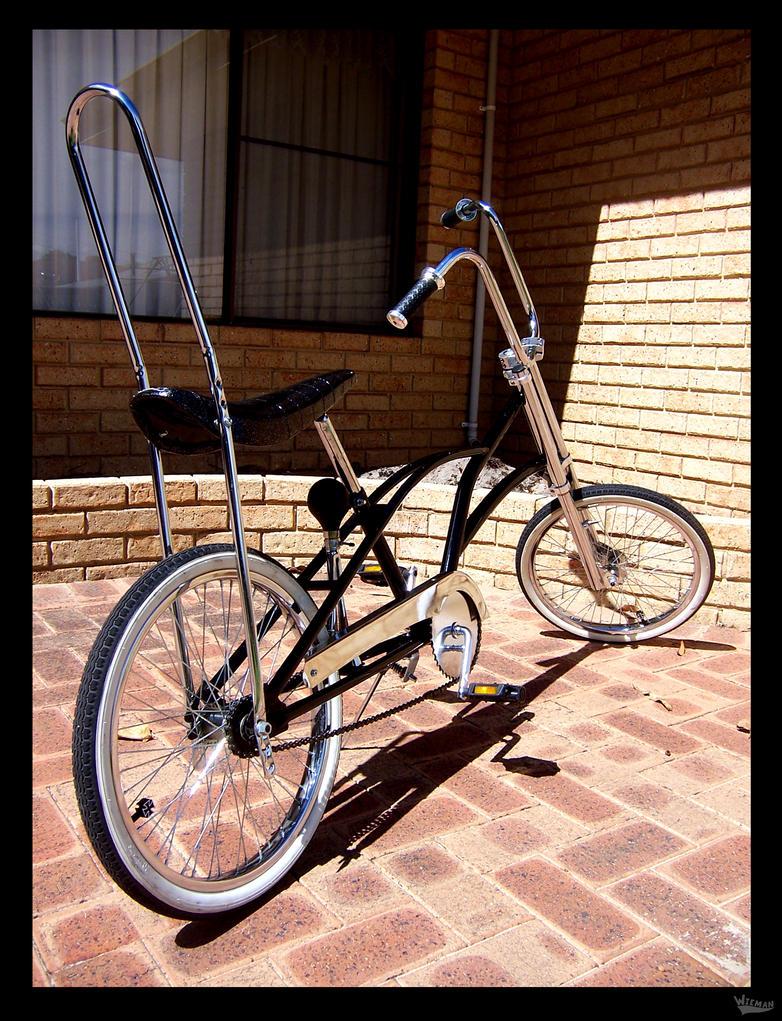 lowrider bike by wieman on DeviantArt