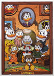 The McDuck Clan - Don Rosa