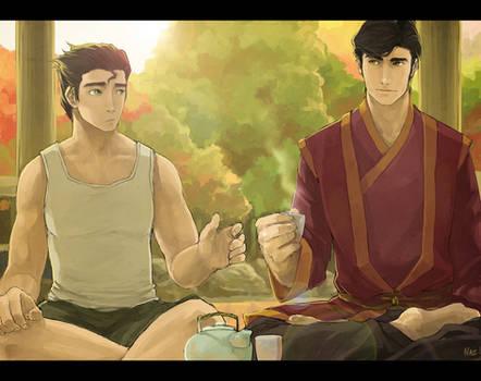 LoK - Of Tea And Comfort