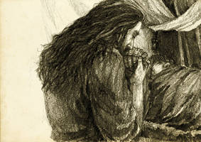 Discovering Mr Baggins - Thorin III by Nazgullow
