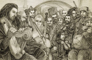 The Hobbit - An Unexpected Party