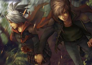 Final Fantasy Type-0 - Mischiefinmink