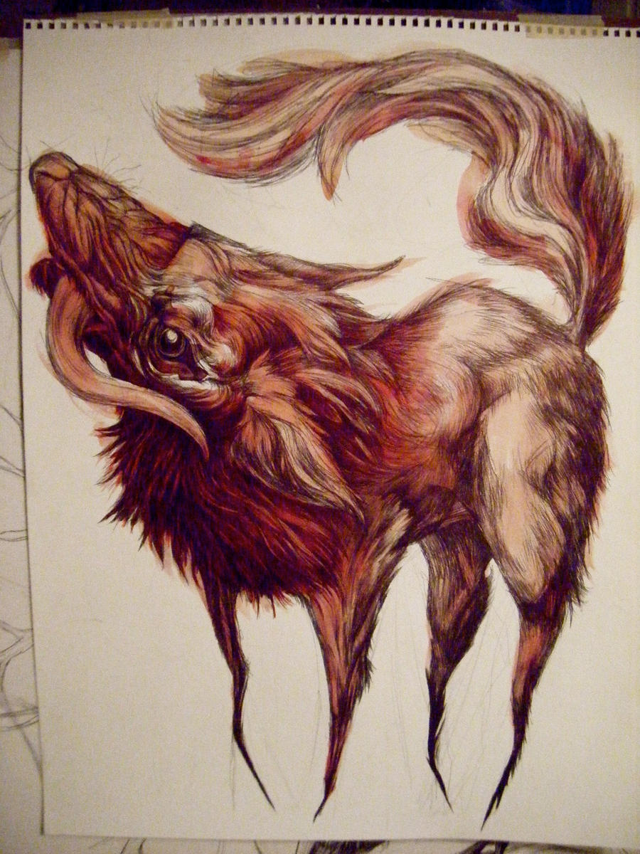 mad wolf drawings - photo #14
