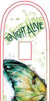 Kickflip For The Cause- Tonight Alive Luna by FinchFight