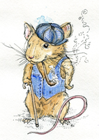 Dapper Mouse