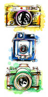 Vintage Camerae