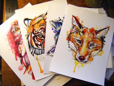 Prints scrap 1 by FinchFight