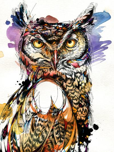Owl Sounds by FinchFight