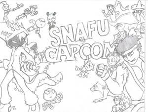 SNAFU vs CAPCOM