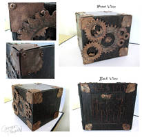 Steampunk Box by CarmenTakoshi