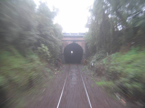 Tunnel blur