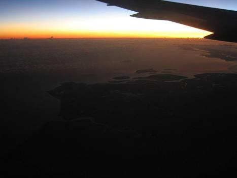 Wing Sunrise