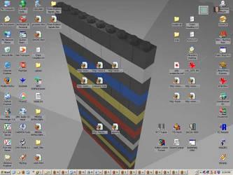 My Desktop by wongm