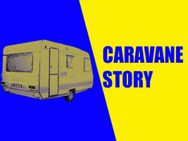 Poster of Caravane Story by Neost