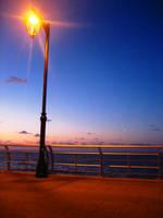 Seaside Lamp by Mendoxe
