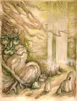 The Storyteller Tree