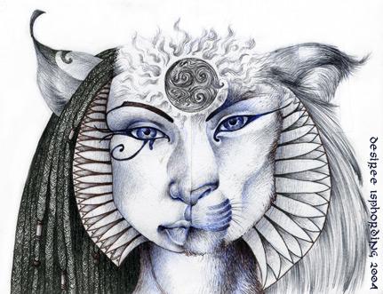 Sekhmet by sphinxmuse