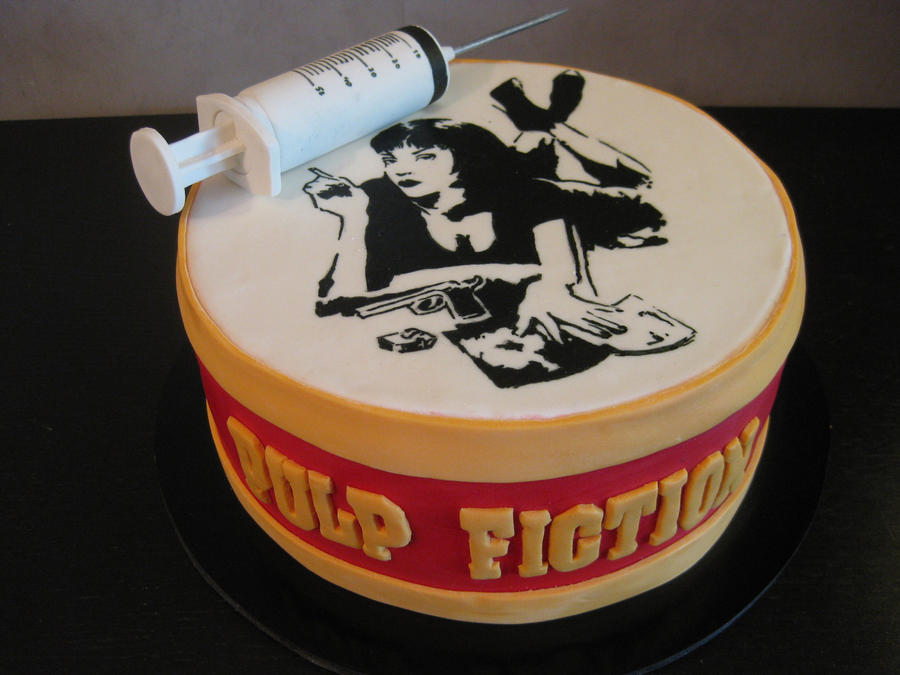 Mr Bill Birthday Cake