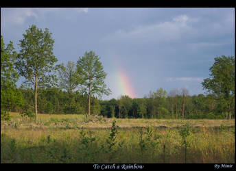 To Catch a Rainbow by mimir
