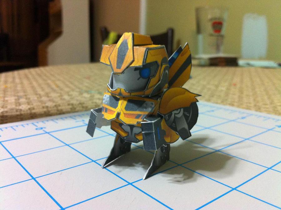 SD Transformer: Bumble Bee by wulongti
