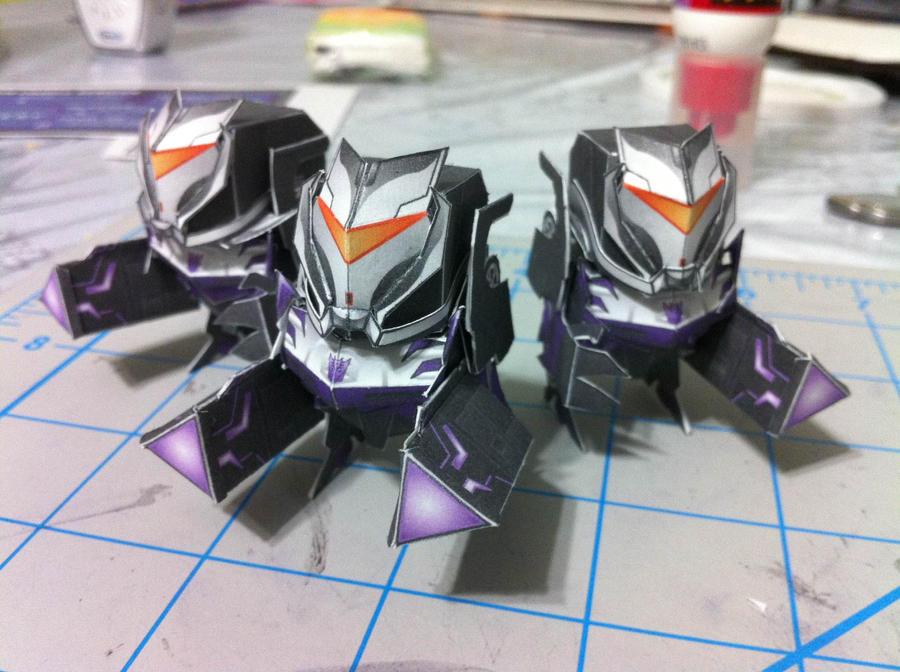 SD Transformer: Vehicon by wulongti
