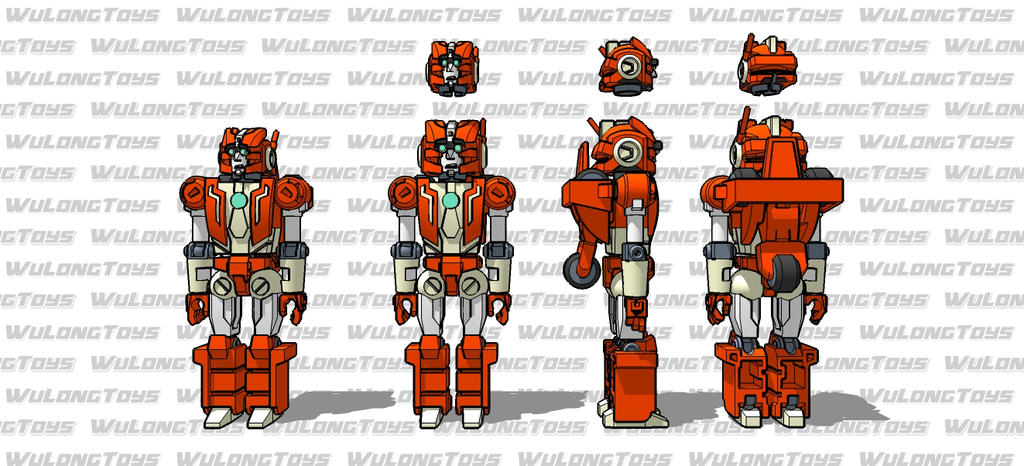 MiniBot - Psychiatrist turnaround (MTMTE Rung) by wulongti