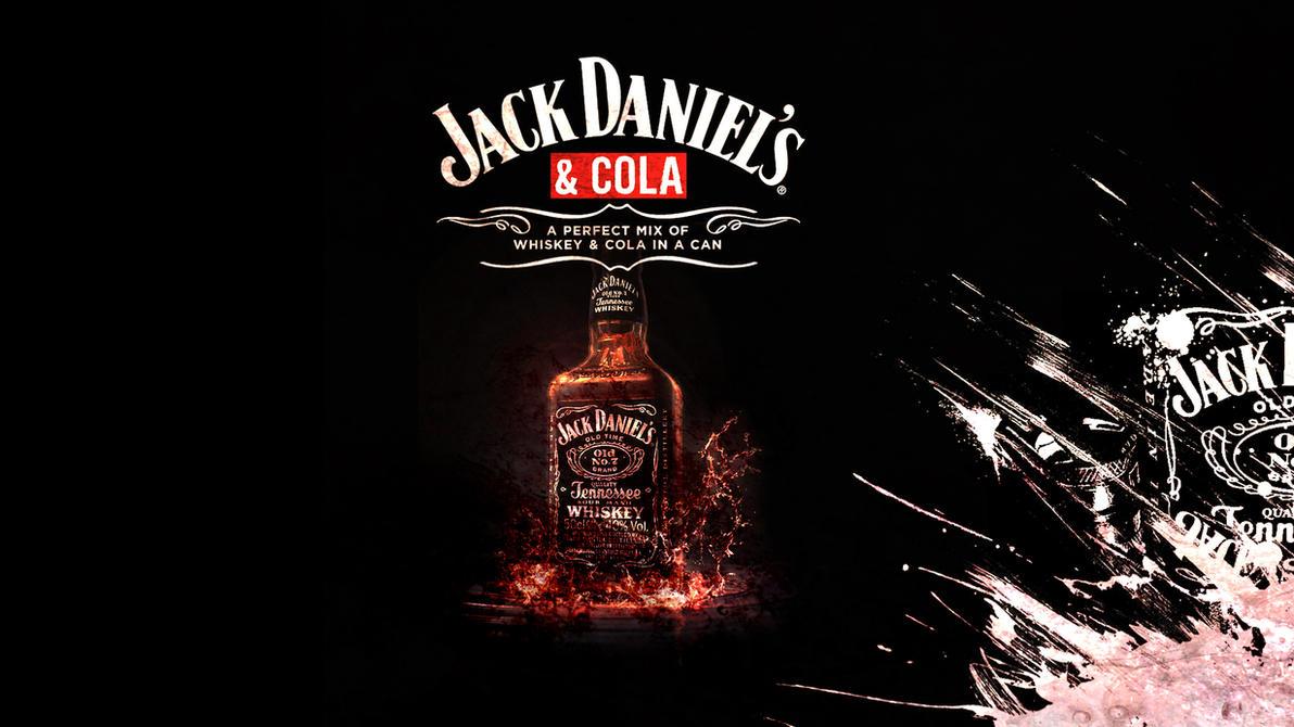 foto de Jack Daniel's Wallpaper by vekyR1 on DeviantArt
