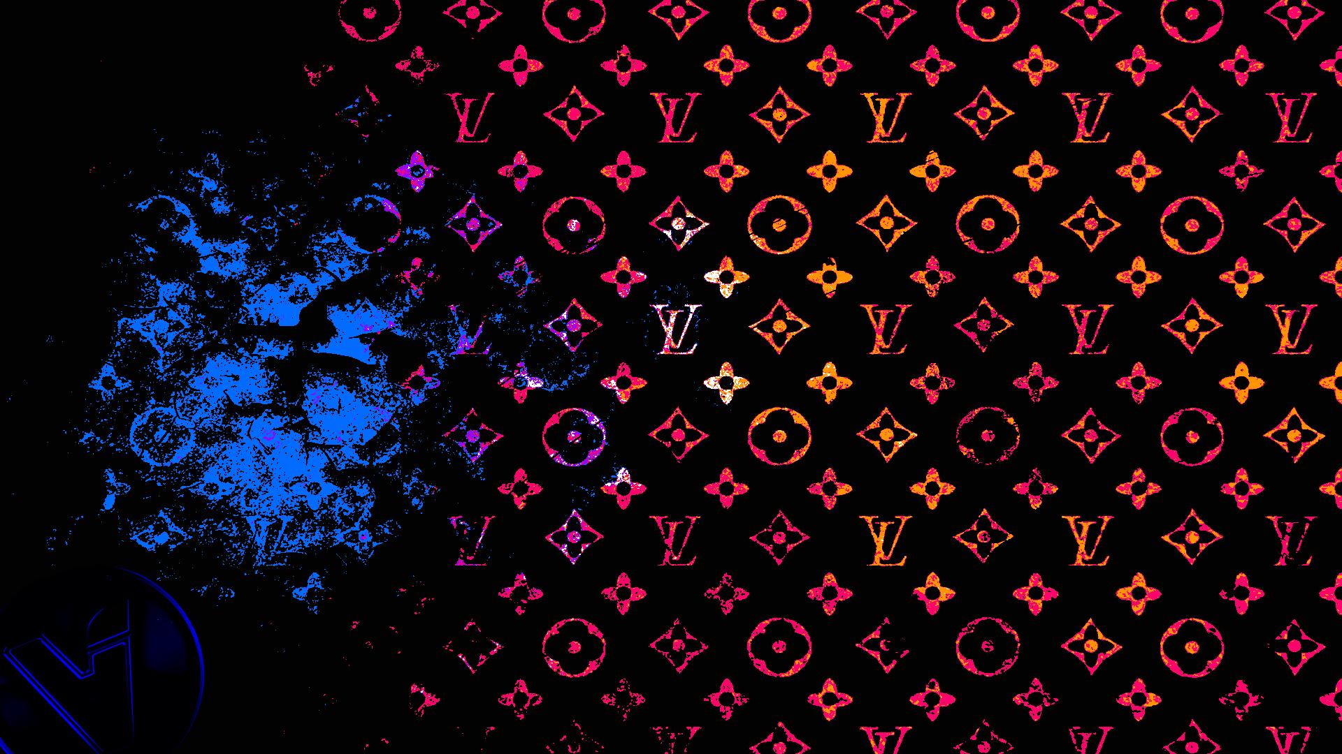 Louis Vuitton Wallpaper By Vekyr1 On Deviantart