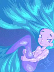Indigo Mermaid