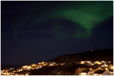 Aurora Borealis by frk-kalbakk